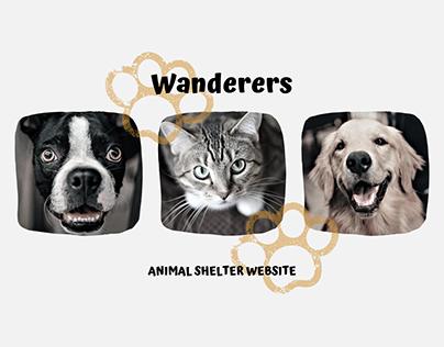 Animal Shelter Website