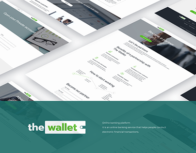 Online banking - thewallet
