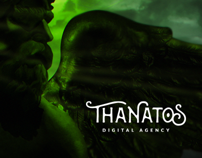 Thanatos Digital Agency™ | BRAND DESIGN