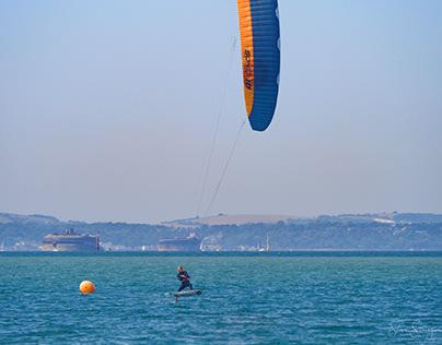 Hayling Kitesurfing Armada