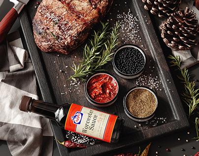 Steak 3d model