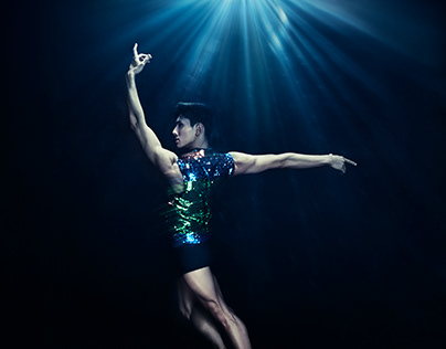 Forsythe for English National Ballet by Jason Bell