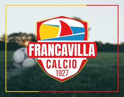 Francavilla Calcio | Logo restyle