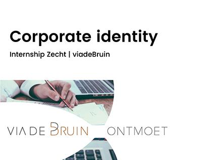 Corporate identity   viadeBruin   Zecht