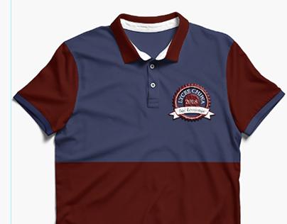 Bac Sports T-shirt Design Mockup