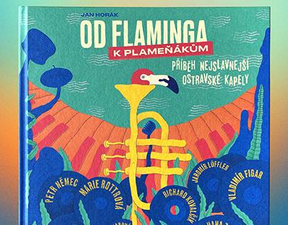 Flamingo band book