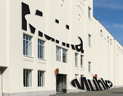 Branding: Museum of Contemporary Art Antwerp