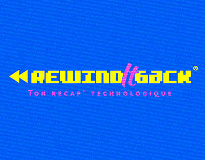 Rewind It Back | Motion Design / Video Editing