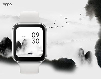 Oppo Watch | Chinoiserie