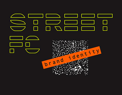 Street FC Brand Identity