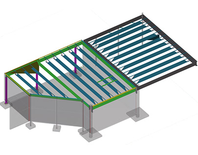 Steel Construction Detailing & Structural Drafting