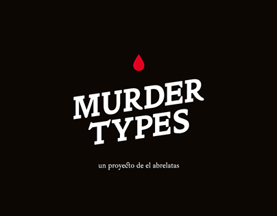 Murder Types Self-publishing