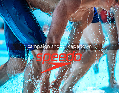 Speedo Campaign Shoot | Cape Town