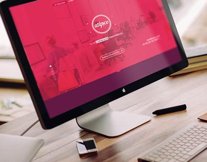 ATIPI.CO / WEB DESIGN