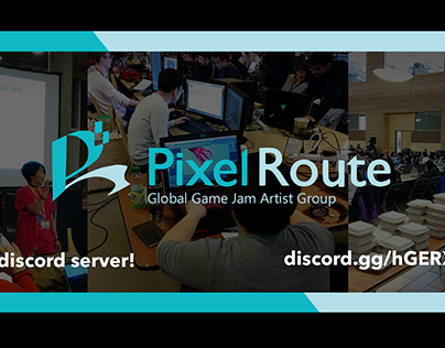 Logo Design & Founder of Pixel Route