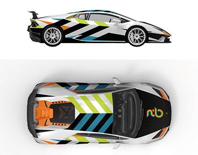 Lamborghini Huracán Livery Commission Option 2019