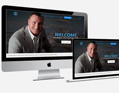 Britton Costa - Website Design