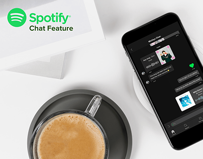 Spotify Chat Feature