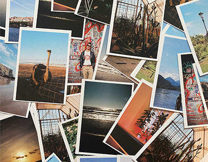 Postcards 2020