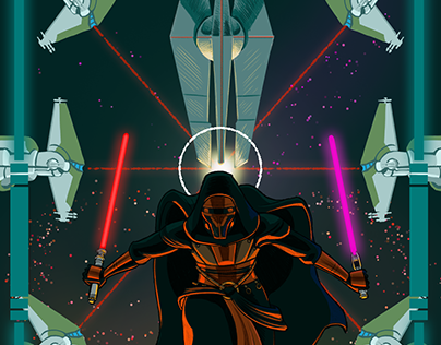 Knights of the Old Republic Tarot Cards