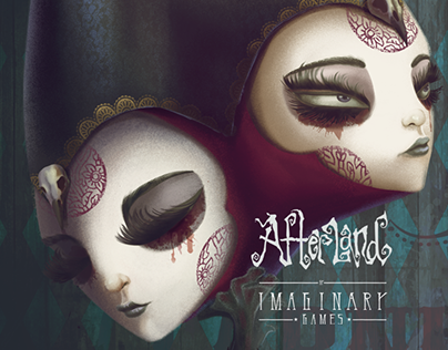 Afterland by Imaginary Games - Collectible Cards