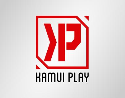 Logotipo para o canal de games Kamui