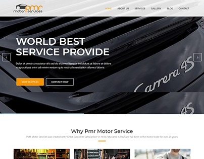 Pmr Motor Services