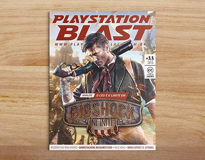 Capas Revista Playstationblast