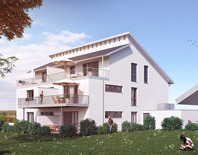 Residential Building in Germany