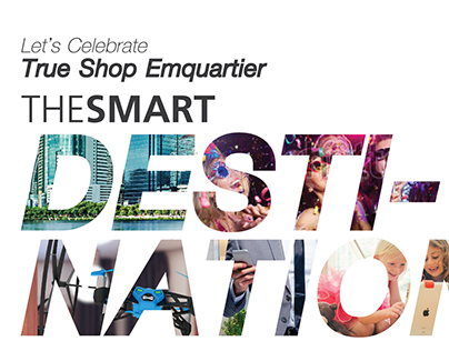 The Smart Destination | Key Visual for Event