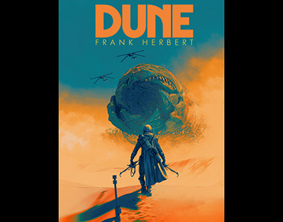DUNE COVER VARIATIONS