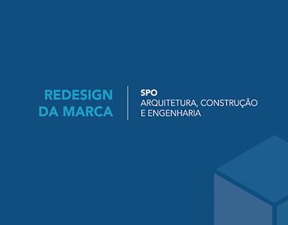 Redesign da marca SPO