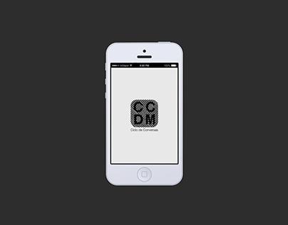 Mobile App - Ciclo de Conversas Design+Multimédia