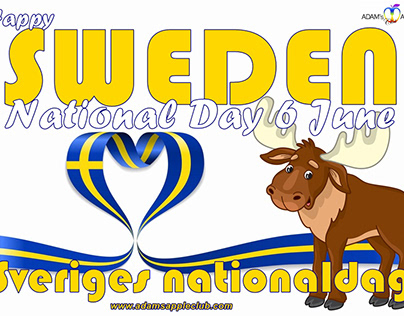 Sweden National Day 2021 Adams Apple Club Chiang Mai