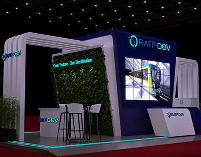 RATP DEV (Metro Booth)