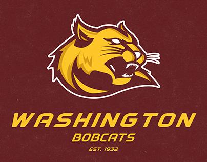 Washington Redskins   Bobcats   Rebranding