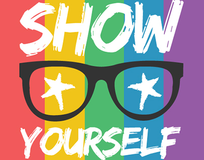 Show yourself (collaboration Rayban & Stonewall)