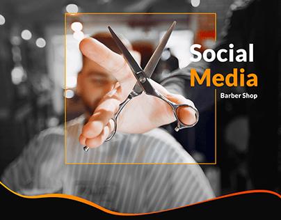Social Media - Barber Shop   Midianime