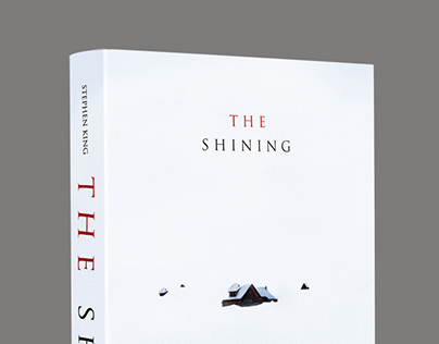 THE SHINING BOOK COVER DESIGN