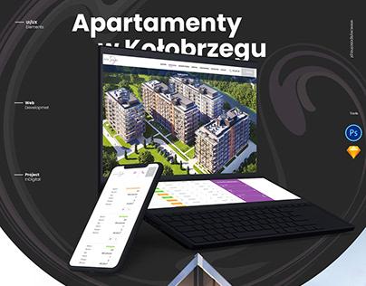 Wyspa Solna Apartments - 3D search engine&Web