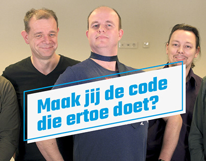 NederCare wervingscampagne
