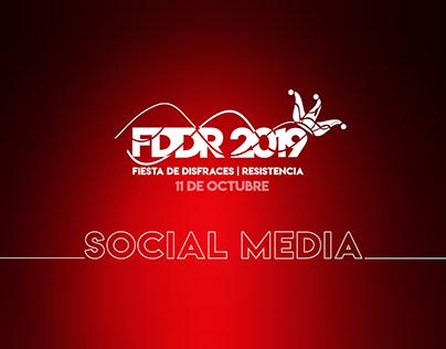Colab - Fiesta de Disfraces, Resistencia 2019