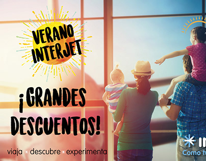 Interjet Summer Campaign