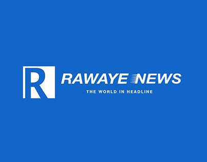 Rawaye News Logo