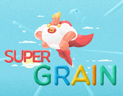 Super Grain Animation Preset