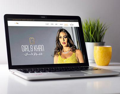 Girls Khan | E-Commerce
