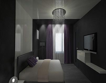 Design interior casa moderna cu 4 camere in Bucuresti