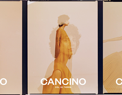 CANCINO Collection No. 2. Ad Campaign