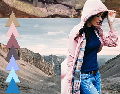 Cabin Fever: Women's Outerwear Designs