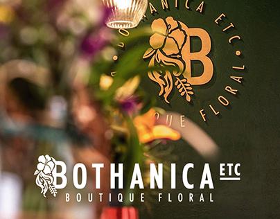 Bothanica Etc - Branding Design